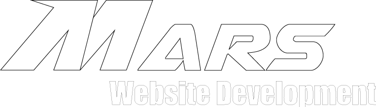 Mars Website Development - Logo